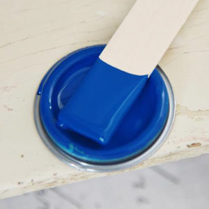 Warm_blue_vintage_paint_vernici_shabby