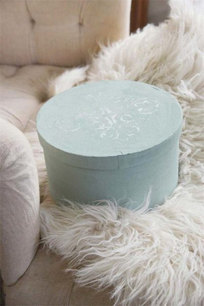 vintage chalk paint dusty green vernici shabby