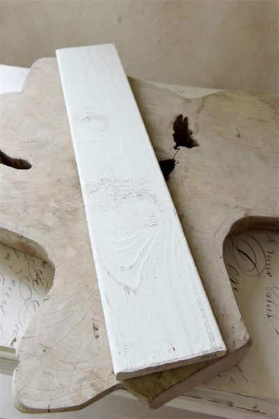 vintage chalk paint natural white vernici shabby