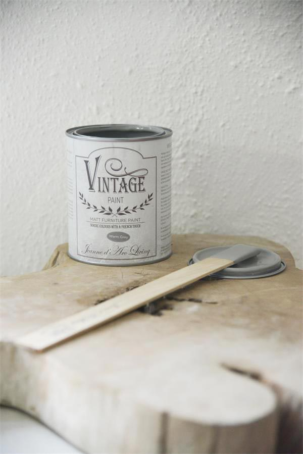 vintage paint chalk warm grey vernici shabby