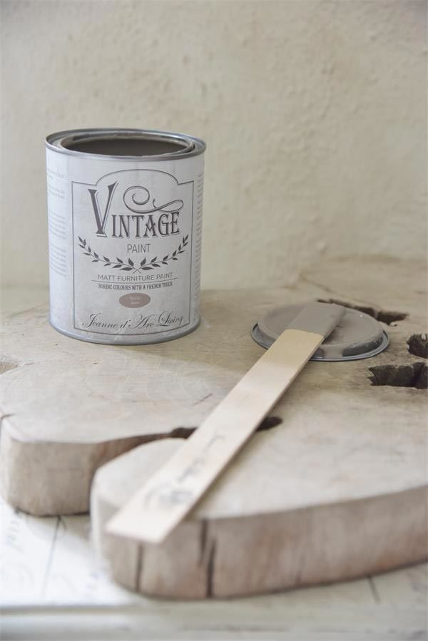 vintage chalk paint warm latte vernici shabby