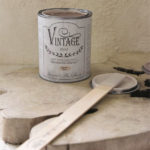 vintage chalk paint antique rose vernici shabby