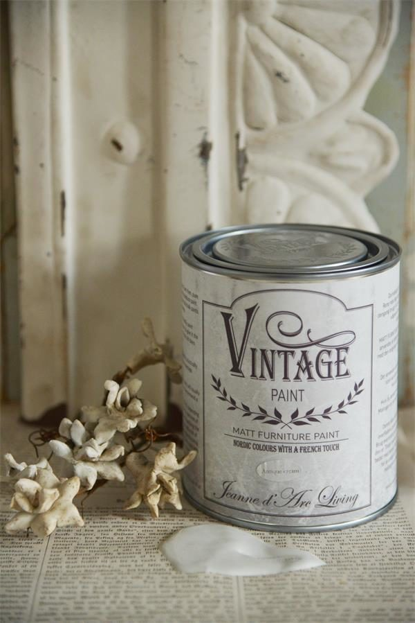 Vintage Paint antique cream