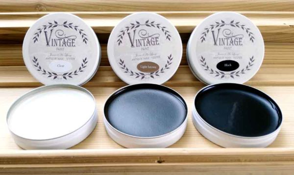 Set 3 cere vintage paint
