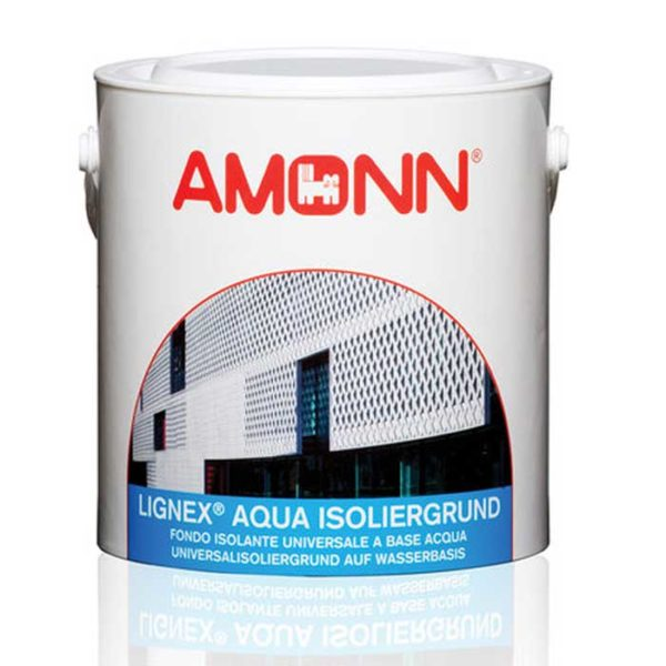 Fondo Antitannino LIGNEX AQUA AMONNPRO all'acqua 1000ml