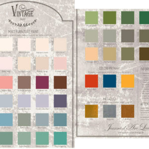 Acquisto Rapido Vintage Paint Formato 100 e 700 ml