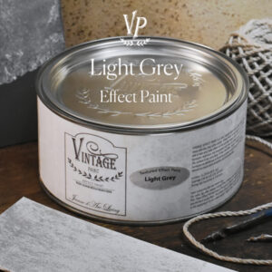 Vernice effetto industrial Light Grey Vintage Paint