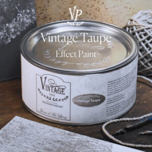 Vernice effetto industrial Vintage Taupe