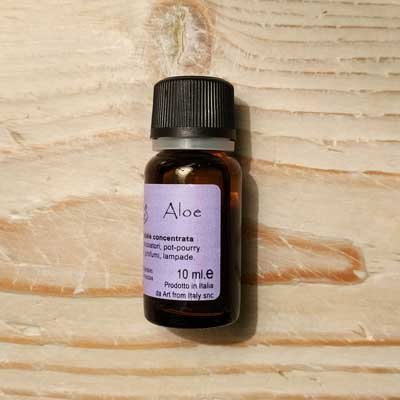 Aloe fragranza essenziale profumata 10 ml vernici shabby