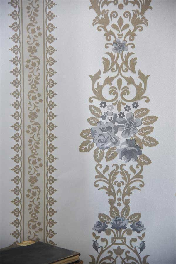 Carta da Parati Old French Vintage Paint