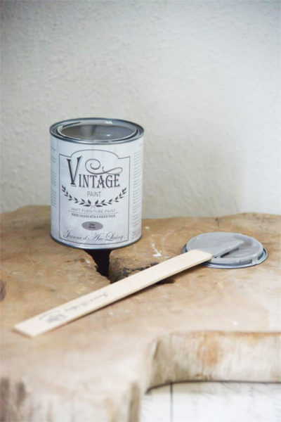 Vintage Chalk Paint Old Grey vernici shabby