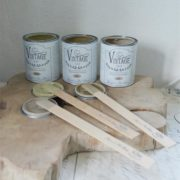 Vintage Chalk Paint Old Beige