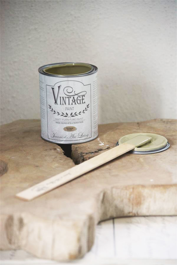 Vintage Chalk Paint Antique green vernici shabby