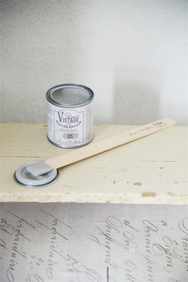 Vintage Chalk Paint Soft Grey vernici shabby